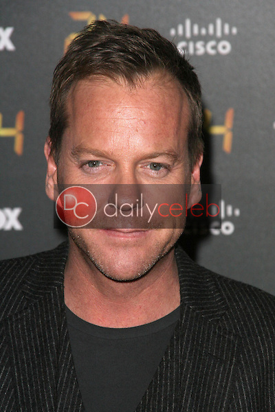 Kiefer Sutherland<br />