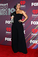 LOS ANGELES - MAR 14:  Alicia Keys at the iHeart Radio Music Awards - Press Room at the Microsoft Theater on March 14, 2019 in Los Angeles, CA