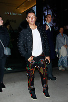 NEW YORK, NY - FEBRUARY 10: Prabal Gurung  seen at NYFW on February 10, 2019 in New York City. Credit: DC/MediaPunch