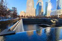 America,New York,  Manhattan,Ground Zero Memorial and Museum
