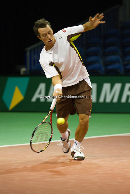 2011-02-07, Tennis, Rotterdam, ABNAMROWTT, Philiip Kohlschreiber