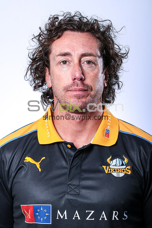 Picture by Alex Whitehead/SWpix.com - 03/04/2015 - Cricket - Yorkshire CCC Headshots - Headingley Stadium, Leeds, England - Yorkshire's Ryan Sidebottom