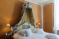 Zimmer im Schloss-Hotel Chateau de Schengen, 2 beim Schlass, 5444 Schengen, Luxemburg