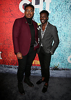03 January 2018 - Los Angeles, California - Marcel Spears, David Jones. Showtime's &quot;The Chi&quot; Los Angeles Premiere held at Downtown Independent.     <br /> CAP/ADM/FS<br /> &copy;FS/ADM/Capital Pictures