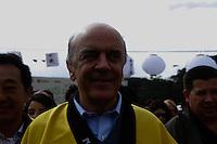 2012.07.15 -  CAMPANHA POLITICA - O GOV. GERALDO ALCKMIN E O CANDIDATO JOSE SERRA VISITAM 15º FESTIVAL JAPONES - O governador Geraldo Ackmim e o candidato a prefeitura de São Paulo José serra visitam na tarde deste domingo(15), o 15º Festival do Japão no centro de exposições Imigrantes em São Paulo.A culinária típica japonesa é um dos principais destaques do Festival do Japão, que acontece de 13 a 15 de julho em São Paulo, no Centro de Exposições Imigrantes. As associações de províncias vão trazer pratos típicos de sua região, com receitas familiares, muitas vezes desconhecidas até pelos restaurantes japoneses.A culinária típica japonesa é um dos principais destaques do Festival do Japão, que acontece de 13 a 15 de julho em São Paulo, as associações de províncias vão trazer pratos típicos de sua região, com receitas familiares, muitas vezes desconhecidas até pelos restaurantes japoneses.  (Fotos: Amauri Nehn/Brazil Photo Press)