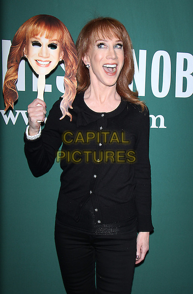 NEW YORK, NY - NOVEMBER 22: Kathy Griffin at Barnes &amp; Noble Union Square signing her new book Kathy Griffin's Celebrity Run-Ins on November 22, 2016 in New York City. <br /> CAP/MPI/RW<br /> &copy;RW/MPI/Capital Pictures