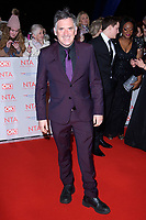 Tony Audenshaw<br /> arriving for the National Television Awards 2018 at the O2 Arena, Greenwich, London<br /> <br /> <br /> ©Ash Knotek  D3371  23/01/2018