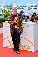 Terry Gilliam at the photocall for &quot;The Man Who Killed Don Quixote&quot; at the 71st Festival de Cannes, Cannes, France 19 May 2018<br /> Picture: Paul Smith/Featureflash/SilverHub 0208 004 5359 sales@silverhubmedia.com