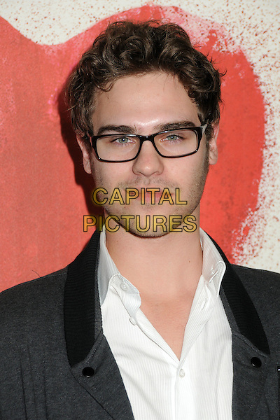 "GREY DAMON .""Waiting For Forever"" Los Angeles Premiere held at Pacific Theatres at The Grove, Los Angeles, California, USA, .1st February 2011..portrait headshot glasses white shirt .CAP/ADM/BP.©Byron Purvis/AdMedia/Capital Pictures."