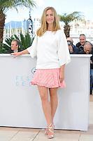 Cecile de France <br /> Festival del Cinema di Cannes 2015<br /> Foto Panoramic / Insidefoto
