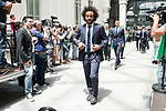 Real Madrid's Marcelo arrives to Crystal Gallery of the Palacio de Cibeles in Madrid, May 22, 2017. Spain.<br /> (ALTERPHOTOS/BorjaB.Hojas)