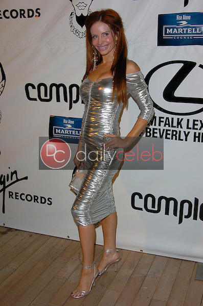 Phoebe Price<br /> at the Jermaine Dupri's Annual BET Awards Party, SkyBar, West Hollywood, CA 06-27-05<br /> Chris Wolf/DailyCeleb.com 818-249-4998