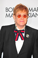 NEW YOKR, NY - NOVEMBER 7: Elton John at The Elton John AIDS Foundation's Annual Fall Gala at the Cathedral of St. John the Divine on November 7, 2017 in New York City. <br /> CAP/MPI/JP<br /> &copy;JP/MPI/Capital Pictures