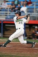 September 9 2008:  First baseman Ben Lasater of the Jamestown Jammers, Class-A affiliate of the Florida Marlins, during a game at Russell Diethrick Park in Jamestown, NY.  Photo by:  Mike Janes/Four Seam Images