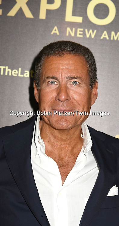 Richard Plepler attends the HBO premiere of &quot;The Latin Explosion: A New America&quot; on November 10, 2015 at the Hudson Theater in New York City, New York, USA.<br /> <br /> photo by Robin Platzer/Twin Images<br />  <br /> phone number 212-935-0770
