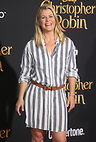 30 July 2018 - Burbank, California - Alison Sweeney. Disney's 'Christopher Robin' Los Angeles Premiere held at Walt Disney Studios. <br /> CAP/ADM/FS<br /> &copy;FS/ADM/Capital Pictures