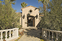 La Quinta, Tradition GC, Tuscan Villa, courtyard, traditional, travertine floor large pool