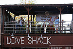 Love Shack Restaurant in the Stockyards Fort Worth Texas
