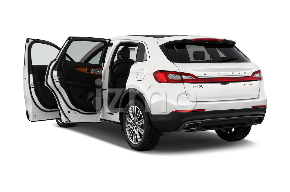 Car images of 2016 Lincoln MKX Black Label 5 Door Suv Doors