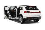 Car images of 2016 Lincoln MKX Black Label 5 Door Suv Doors