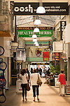 Picton Arcade, Swansea, West Glamorgan, South Wales, UK