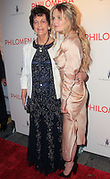 "NEW YORK, NY - NOVEMBER 12: Philomena Lee, Sophie Kennedy Clark at the New York Premiere Of The Weinstein Company's ""Philomena"" held at Paris Theater on November 12, 2013 in New York City. (Photo by Jeffery Duran/Celebrity Monitor)"
