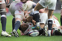 Kyle Sinckler of England during the NatWest 6 Nations match between England and Ireland at Twickenham Stadium on Saturday 17th March 2018 (Photo by Rob Munro/Stewart Communications)