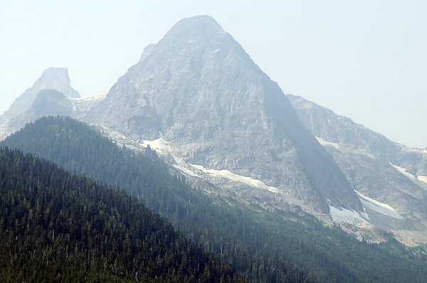 Pyramid Peak, North Cascades