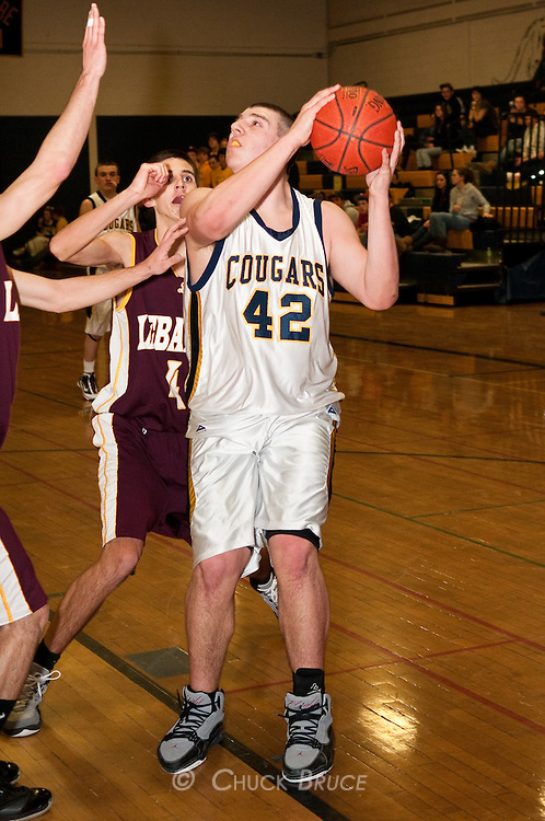 ConVal Cougars are defeated by Lebanon