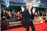 Utrecht, 25 september 2013<br /> Nederlands Film Festival 2013<br /> Openingsavond: Monique van Schendelen<br /> Foto Felix Kalkman