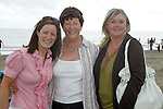 Lisa Shevlin, Pauline Hines and Mary Shevlin at the Prawn Festival in Clogherhead....Photo NEWSFILE/Jenny Matthews.(Photo credit should read Jenny Matthews/NEWSFILE)....This Picture has been sent you under the condtions enclosed by:.Newsfile Ltd..The Studio,.Millmount Abbey,.Drogheda,.Co Meath..Ireland..Tel: +353(0)41-9871240.Fax: +353(0)41-9871260.GSM: +353(0)86-2500958.email: pictures@newsfile.ie.www.newsfile.ie.FTP: 193.120.102.198.