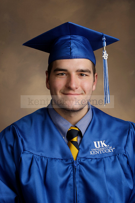 Kmiec, Tyler photographed during the Feb/Mar, 2013, Grad Salute in Lexington, Ky.
