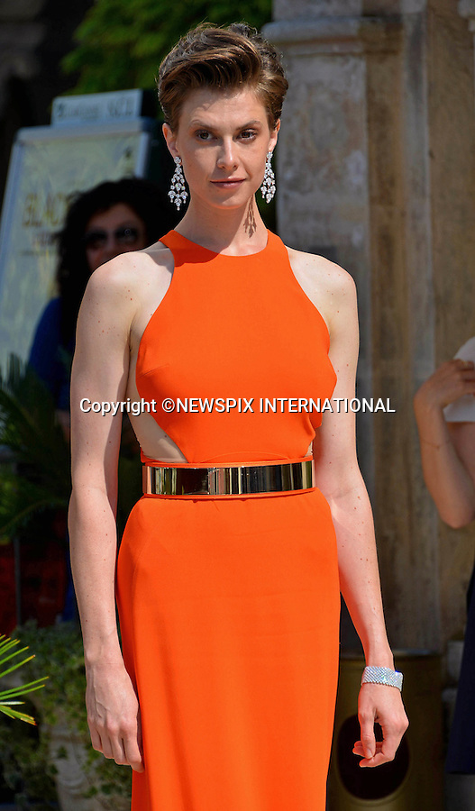 05.09.2015; Venezia, Italy: ELETTRA ROSSELLINI<br /> at the 72nd Venice International Film Festival.<br /> Mandatory Credit Photo: &copy;NEWSPIX INTERNATIONAL<br /> <br /> **ALL FEES PAYABLE TO: &quot;NEWSPIX INTERNATIONAL&quot;**<br /> <br /> PHOTO CREDIT MANDATORY!!: NEWSPIX INTERNATIONAL(Failure to credit will incur a surcharge of 100% of reproduction fees)<br /> <br /> IMMEDIATE CONFIRMATION OF USAGE REQUIRED:<br /> Newspix International, 31 Chinnery Hill, Bishop's Stortford, ENGLAND CM23 3PS<br /> Tel:+441279 324672  ; Fax: +441279656877<br /> Mobile:  0777568 1153<br /> e-mail: info@newspixinternational.co.uk