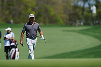Graeme McDowell (NIR) during the 1st round at the PGA Championship 2019, Beth Page Black, New York, USA. 16/05/2019.<br /> Picture Fran Caffrey / Golffile.ie<br /> <br /> All photo usage must carry mandatory copyright credit (&copy; Golffile | Fran Caffrey)