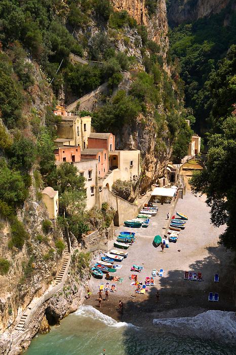 Furore, Amalfi caost , Italy