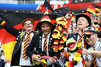 Deutsche Fans feiern - 17.06.2018: Deutschland vs. Mexico, Luschniki Stadium Moskau