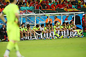 Spain team group, <br /> JUNE 13, 2014 - Football /Soccer : <br /> 2014 FIFA World Cup Brazil <br /> Group Match -Group B- <br /> between Spain 1-5 Netherlands <br /> at Arena Fonte Nova, Salvador, Brazil. <br /> (Photo by YUTAKA/AFLO SPORT) [1040]