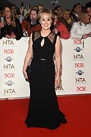 Sally Dynevor<br /> arriving for the National TV Awards 2020 at the O2 Arena, London.<br /> <br /> ©Ash Knotek  D3550 28/01/2020