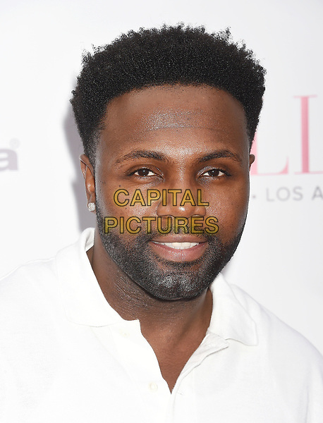 LOS ANGELES, CA - JUNE 23:  Actor Rayan Lawrence attends the BELLA Los Angeles Summer Issue Cover Launch Party at Sofitel Los Angeles At Beverly Hills on June 23, 2017 in Los Angeles, California.<br /> CAP/ROT/TM<br /> &copy;TM/ROT/Capital Pictures
