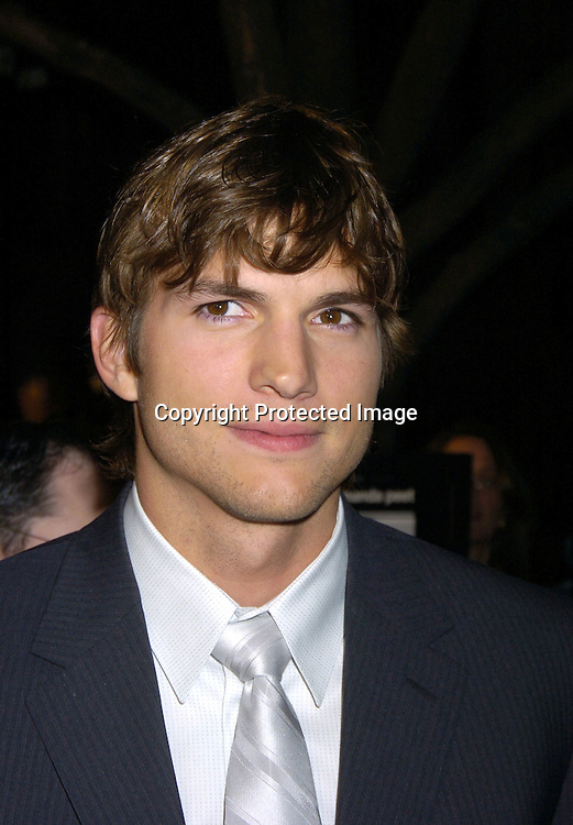 """Ashton Kutcher ..at a Special Screening of """" A Lot Like Love"""" on april 18, 2005 at the Clearview Chelsea West Cinema. ..Photo by Robin Platzer, Twin Images"""