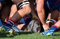 Rugby - Hawkes Bay v Tasman at Hutt Recreation Ground, Lower Hutt, New Zealand on Wednesday 2 May 2018.<br /> Photo by Masanori Udagawa. <br /> www.photowellington.photoshelter.com