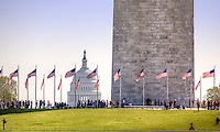 Washington Monument US Capitol Washington DC