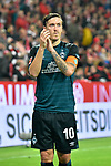 04.11.2018, Opel-Arena, Mainz, GER, 1 FBL, 1. FSV Mainz 05 vs SV Werder Bremen, <br /> <br /> DFL REGULATIONS PROHIBIT ANY USE OF PHOTOGRAPHS AS IMAGE SEQUENCES AND/OR QUASI-VIDEO.<br /> <br /> im Bild: Max Kruse (SV Werder Bremen #10)<br /> <br /> Foto © nordphoto / Fabisch