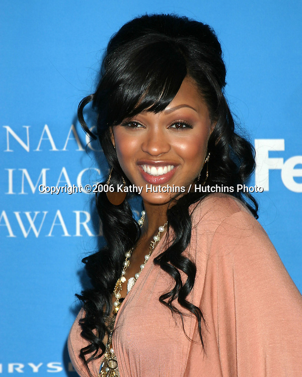 Megan Good.37th NAACP Image Awards.Shrine Auditorium.Los Angeles, CA.February 25, 2006.©2006 Kathy Hutchins / Hutchins Photo....