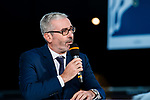 EEM.TV Masters Talks during the Longines Masters of Hong Kong at AsiaWorld-Expo on 10 February 2018, in Hong Kong, Hong Kong. Photo by Christopher Palma / Power Sport Images