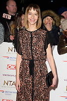 Katie Dickie<br /> arriving for the National TV Awards 2019 at the O2 Arena, London<br /> <br /> ©Ash Knotek  D3473  22/01/2019