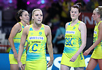 28/10/17 Fast5 2017<br /> Fast 5 Netball World Series<br /> Hisense Arena Melbourne<br /> Australia v New Zealand<br /> <br /> Kate Moloney<br /> <br /> <br /> <br /> Photo: Grant Treeby