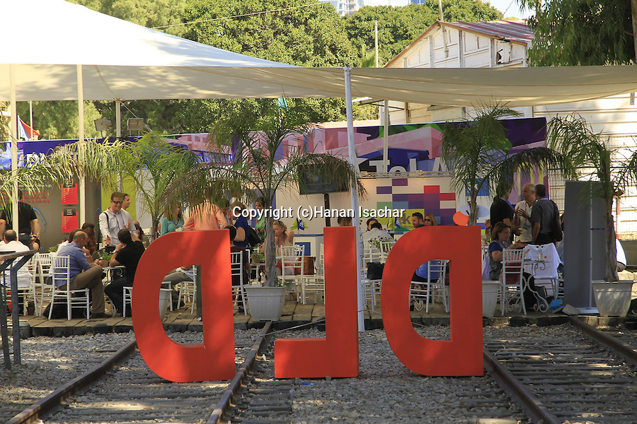 DLD Tel Aviv, Israel's largest international Hi-Tech gathering features hundreds of start ups, VC's, angel investors and leading international companies