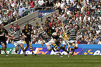 Twickenham, Great Britain. during the 2007 Heineken Cup Final, between Leicester Tigers and London Wasps. RFU Stadium, London,  Sun 20.05.2007. [Credit: Peter Spurrier/Intersport Images]   [Mandatory Credit, Peter Spurier/ Intersport Images].