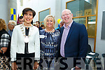 At the CBS The Green 90th anniversary celebrations at the school on Friday were Mayor of Tralee Norma Foley, Principal Anne O'Callaghan and Deputy John Brassil